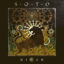 JEFF SCOTT SOTO - Divak 2 CD + BONUS TRACK