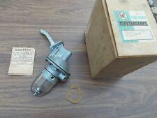 55 1955 56 1956 57 1957 58 1958 Ford Fairlane 500 4487 Fuel Pump New W/GASKET