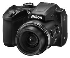 Nikon Coolpix B500 Digital 40x Zoom Bridge Camera: Black
