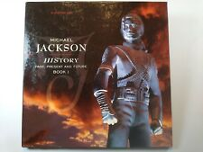 Michael Jackson HIstory Past, Present, And Future Book 1 Vinyl Album Box Set