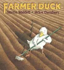 Preschool Bedtime Story Book: FARMER DUCK  by Martin Waddell - NEW