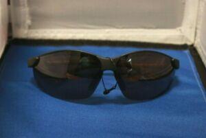 Solar Comfort Black Polarized Sunglasses 6V5109E NEW See Description