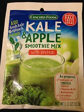 Concord Foods Kale And Apple Smoothie Mix (buy More Save More)