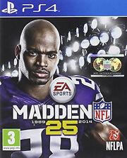 Madden NFL 25 Gebrauchtes PS4-Spiel#2000