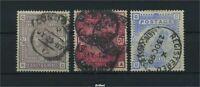 GROSSBRITANNIEN 1883 Nr 82-84 gestempelt (96338)