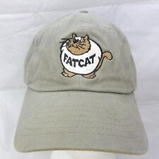 FAT CAT baseball  cap hat adjustable buckle