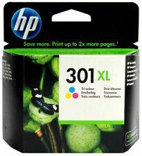 Cartuccia inchiostro tricolore ORIGINALE HP 301 XL