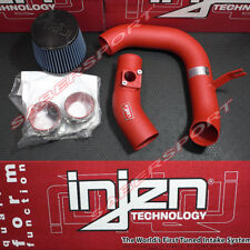 Injen SP Wrinkle Red Cold Air Intake for 2004-2007 Subaru STI / 2006-2007 WRX