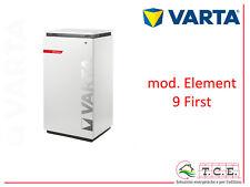 Batteria litio VARTA Element 9 First 9,8 kWh - accumulation storage fotovoltaico