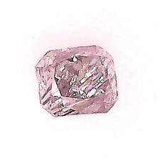 DIAMOND PINK PURPLE . 0.04 carats . SI1. Africa