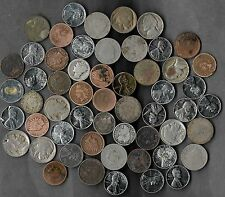 Buffalo Indian WWII Liberty US Coin Collection Lot Silver Mercury Barber Gold Pl