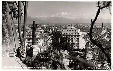 5841/ Foto AK Santiago de Chile, Hotelstempel, 1953