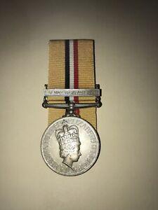 Iraq Medal Op Telic 7th RHA Royal Horse Artillery