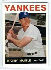 Mickey Mantle 1996 Topps Commemorative Card #14 1964 Topps YANKEES        (A4.5)