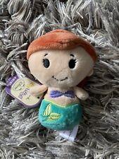 "Hallmark Itty Bittys Ariel The Little Mermaid Plush w/ tag 4"""