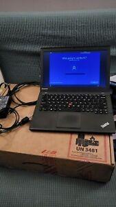 lenovo thinkpad x240 i5-4300 256GB SSD 8GB RAM