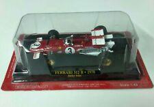 FERRARI 312 B 1970 Jacky ICKX F1 FORMULE 1 N°3 rouge au 1/43 sous blister