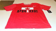 Team Canada 2014 Sochi Olympics XXL Red Team Pride Hockey T Shirt Youth