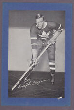 1934-44 Beehive Hockey Group 1 Photo Rudolph Bingo Karpman Toronto Maple Leafs