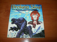BROKEN SKY PARTE 8  - CHRIS WOODING (1ª EDICIÓN NORMA EDITORIAL 2000)