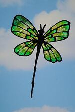 Handmade Long Tail Butterfly Suncatcher/Peelable Window Cling/Window Sticker