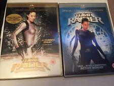 Lara Croft - Tomb Raider/Tomb Raider 2 - The Cradle Of Life (DVD, 2-Disc)