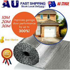 Silver Air Bubble Cell Insulation Reflective Foil Roof Aluminum 10/20/30M*1.2M