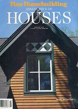 Taunton's Fine Homebuilding Annual House Issue 1995 * Simple but not plain
