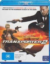 The Transporter 2 (Blu-ray Disc, 2009)