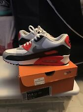separation shoes 08d65 41f6e Nike Air Max 90 Infrared Sz 11.5