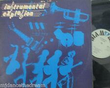 WINSTON CURTIS - Instrumental Explosion - VINYL LP