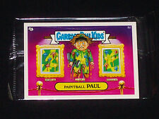GARBAGE PAIL KIDS 2004 All New Series 2 - Bonus #B2 Paintball Paul (Sealed) ANS2