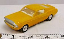 AMT FORD MUSTANG FAST BACK BUILT UP MODEL KIT 1:32 SCALE