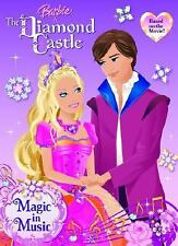 Magic in Music (Deluxe Coloring Book): Barbie and the Diamond Castle