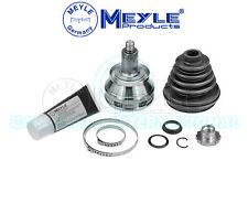 Meyle cv joint kit/arbre de transmission joint kit inc. boot & graisse no 100 498 0118