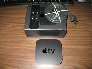 Apple TV (32GB, 4th Generation) HD Media Streamer - Black (MGY52LL/A)