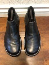 donald pliner Mens Black Loafer Slip On  Leather Sz 12 US