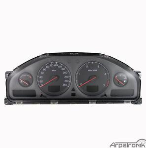 Volvo S60, S70, V70, S80, XC70, XC90 Tacho Reparatur