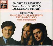 Beethoven: Trii Per Pianoforte Violino e Cello / Barenboim, Zukerman, Du Pré CD