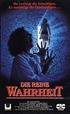 VHS Die reine Wahrheit - David Andrews, Lauren Holly, Matt Roth, Brent Jennings