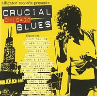 Crucial Chicago Blues [CD]