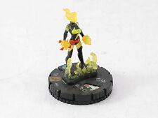 Heroclix Chaos War binario 043 Super Raro Sin Tarjeta