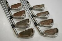 Titleist DTR 3-PW Iron Set Right Regular Flex Steel # 52641