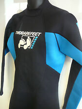 """TWO BARE FEET SIGNATURE 2.5mm FULL LENGTH WETSUIT SIZE 6XL/ XXXXXXL - CHEST 54"""""""