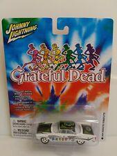 Rare Johnny Lightning Grateful Dead 1959 Desoto Fireflite White Lightning Chase