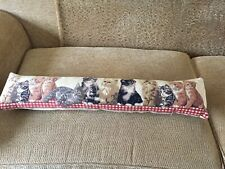Cats Themed Door Draught Excluder Cushion