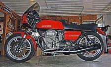 1981 Moto Guzzi LeMans