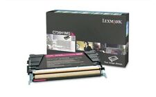 Lexmark C736H1Mg Magenta Toner Cartridge C736 X736 X738 New Other Condition
