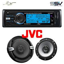 JVC CSDR162 Speakers & JBS Head Unit JBS883 JVC