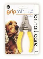 JW Pet Company GripSoft Nail Clipper for Dogs Medium